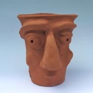 Face Flowerpot